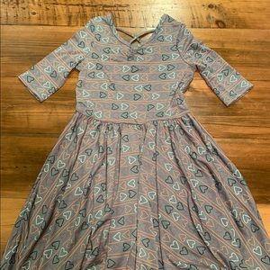 Dot Dot Smile Ballerina Dress, size 7, NWT